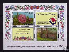 es - SALON du TIMBRE 1993 Fleurs Rhododendrons, BF15 **