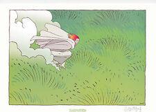 Moebius / Giraud ex libris signé