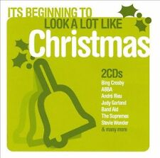 Its Beginning To Look a Lot Like Christmas [Universal] by Various Artists (CD, 2010, 2 Discs, Universal Music)