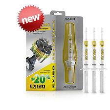 "XADO 3 x ""GENUINE"" EX120 BOX Diesel Engine Oil Additive Treatments - Saves Fuel"