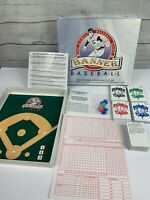 Banner Baseball The Complete Baseball Game 1996 Complete Good Condition