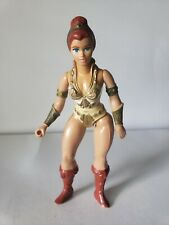 Vintage 1981 Mattel Masters of the Universe Teela Action Figure He-man MOTU