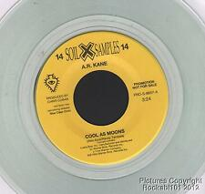 A.R. Kane b/w Geggy Tah 45 (Soil X Samples #14 DJ-only, Clear Vinyl)