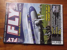 $$w Revue Fly International N°176 Doglas DC-3  Coupe des Barons  Elektro Trainer