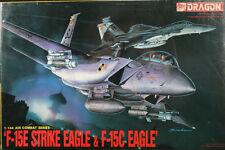 1:144 Dragon #4022  F-15E Strike Eagle & F-15C Eagle