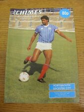 29/08/1988 Portsmouth v Leicester City  . Thanks for viewing this item, buy in c
