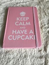 Keep Calm and Have a Cupcake Journal (Notebook), Peter Pauper Press | Used Book