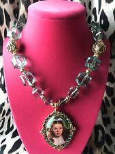 Tarina Tarantino Wizard Of Oz Collection Dorothy Emerald City Swarovski Necklace