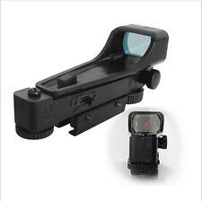 ABS Sniper Hunting Gun Riflescope Red Dot Sight Airsoft Rifle Scope 1x22x33