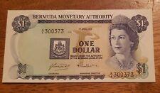 Bermuda PK# 28b 1978 $1 Uncirculated Banknote