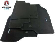 Genuine Vauxhall Antara Tailored Velour Car Floor Carpet Mat Set New UKCVA010