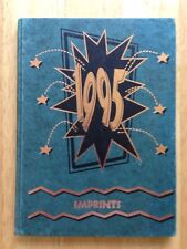 1995 HIXSON MIDDLE SCHOOL YEARBOOK, THE IMPRINTS, HIXSON, TN