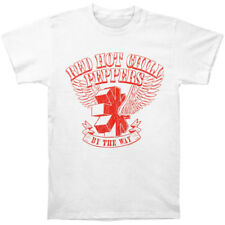 Red Hot Chili Peppers Men's By The Way Vintage Vintage T-shirt XX-Large White