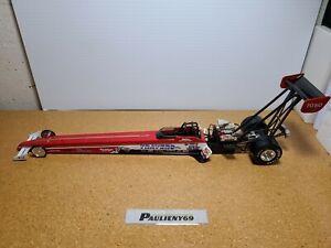 1996 Blaine Johnson Travers 1:24 NHRA Top Fuel Dragster Racing Champions NO BOX