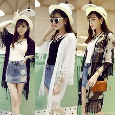 Kimono Chiffon Unbranded Coats & Jackets for Women
