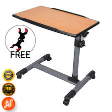 Study Tilting Adjustable Table Foldable Portable Desk Laptop Ergonomic Actto