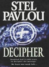 Decipher,Stel Pavlou