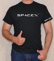 SPACEX,SPACE X,NASA, ELON MUSK,TESLA,FALCON,SPACE AGENCY, T SHIRT