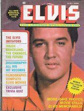 ELVIS THE LEGEND STILL LIVES ON MAGAZINE FROM 1978 (VG/FN) ELVIS PRESLEY COVER