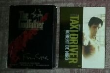 Taxi Driver Coll. Edition & The Godfather Saga Coppola Restoration Dvds