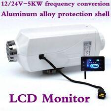 12V Diesel Air Heater Tank Aluminum Shell & Heating Time Temperature Adjustable