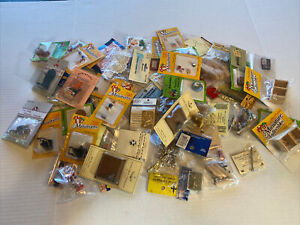 Vintage NOS Unopened Dollhouse Accessories 60 Packs Dollhouse Miniature 1:12