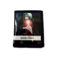 Naruto PU Leather Wallet / Uchiha Itachi   (NAO-B1H)