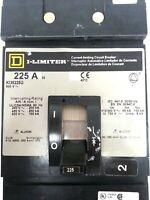 KI36225G Square D Current-Limiting Circuit Breaker