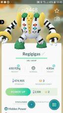Regigigas Trade Pokemon GO