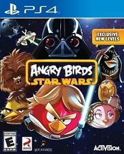 Angry Birds Star Wars (Sony PlayStation 4) NEW SEALED * Fast Free Shipping