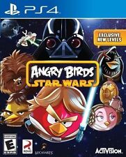 Angry Birds: Star Wars - PlayStation 4 Ps4 KIDS GAME Video Game children play
