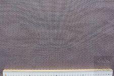 Stoff Baumwolle beschichtet, Peyer Syntex, Indigo, Blümchen, taupe, 160 cm