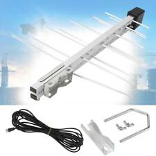 More details for 20 element digital tv aerial hd freeview loft/outdoor ariel arial antenna 4g