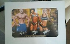 "Bodypower Expo 2016 framed Picture - New Sealed 16.5 x 12"" bodybuilding stars"