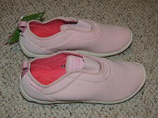 New Womens Crocs Size 8 Duet Busyday Heather Pearl Pink Easy Slip On Shoe 16211