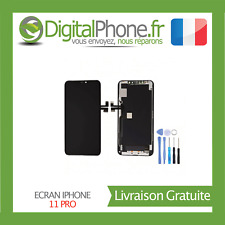 ECRAN IPHONE 11 PRO OLED COMPLET AVEC OUTILS --TVA--