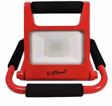 EAGems Portable LED Work Light Rechargeable *Open Box *Emergency*Camping*In/Out