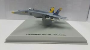 """Armour Collection 1:100 Diecast Aircraft F-18 Hornet USN """"Golden Dragons"""" #5168"""