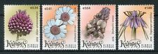 Cyprus 2018 MNH Wild Flowers 4v Set Nature Flora Stamps