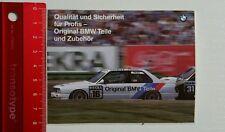 Aufkleber/Sticker: Original BMW Teile - BMW M Power (290316188)