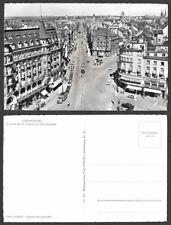 Old Luxembourg Real Photo Postcard - Avenue de la Liberte