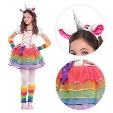 Déguisements costumes multicolores pour fille, 3 - 4 ans