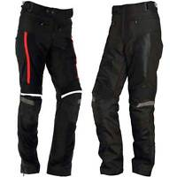Richa Air Vent Evo Vented Summer Textile Motorcycle Motorbike Trousers All Sizes