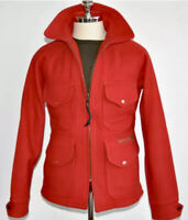 $895 Polo Ralph Lauren Small Red Ski Togs Hunting Jacket Coat RRL Rugby Mackinaw