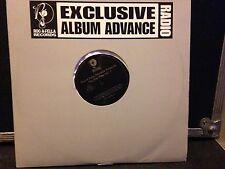 Roc-A-fella Records Presents The Roc Files Vol. 1 LP VG++ Promo Radio Versions