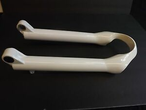 ROCKSHOX ARGYLE LOWERS LEG WHITE POST PART# 11.4225.002.000 - NEW