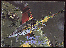 JOHN BERKEY Series 1 - Metallic Storm Chase Card MS4 - Observation Orb