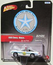 JOHNNY LIGHTNING 2.0 R11 1980 CHEVY MONZA - BEAT THE HEAT INC