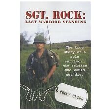Sgt. Rock: The Last Warrior Standing (Paperback or Softback)