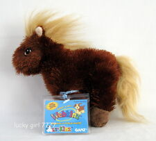 Webkinz Lil Kinz BROWN HORSE PONY w/code 4 Online Play NWT   FREE US SHIPPING